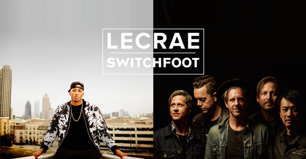 Switchfoot and LeCrae together in one super song for today's Presidential Inauguration