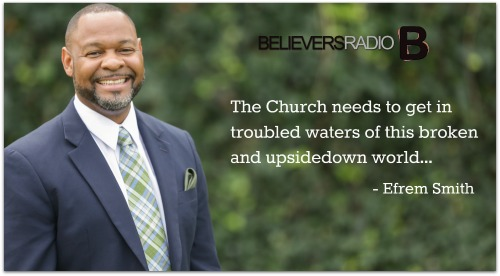 The Church Needs To Get Into Troubled Waters
